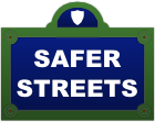 Safer-Streets Logo